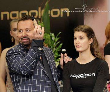 Napoleon Perdis Launch and Masterclass @ David Jones