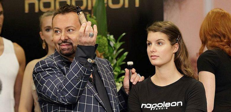 Napoleon Perdis Launch and Masterclass @ David Jones