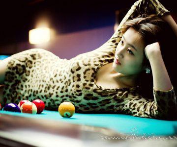 Snooker Babe