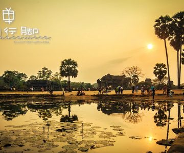 2013 Siem Reap Trip – Day 3 part 4 (Angkor Wat Sunset)