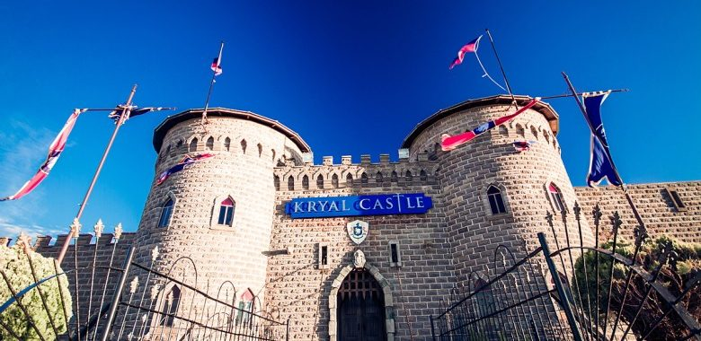 Kryal Castle - Medieval Adventure