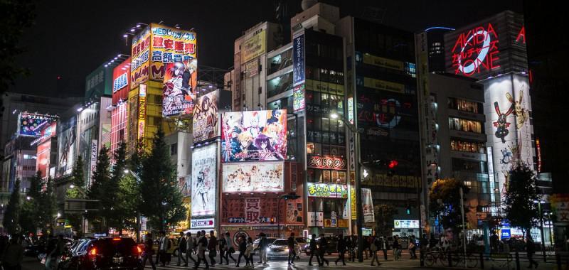 Japan 2013 .003 - 井之頭恩賜公園,秋叶原