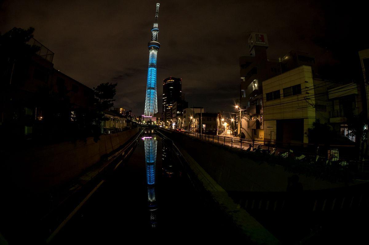 2013 Japan .008 Tokyo SkyTree
