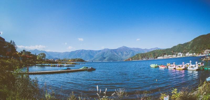 2013 Japan .013 Lake Kawaguchiko