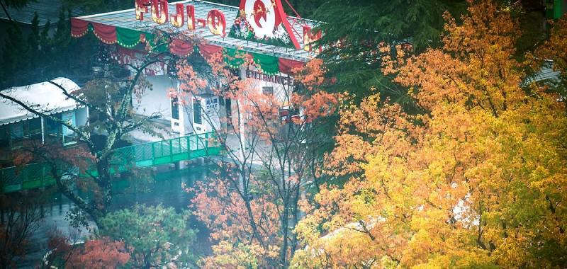 2013 Japan .014 Fuji Q Highland