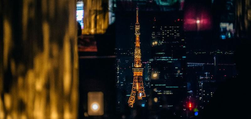 Japan-trip v2.0 Toyko Night View - Shiinjuku