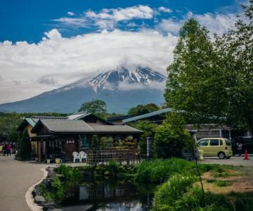 Japan Trip v2.0 Oshino Hakkai