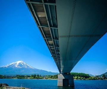Japan Trip v2.0 Lake Kawaguchi & Kukuna