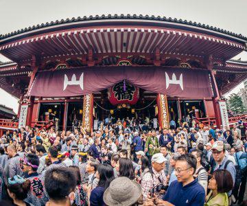 Japan Trip v2.0 - Sanja Matsuri 2015