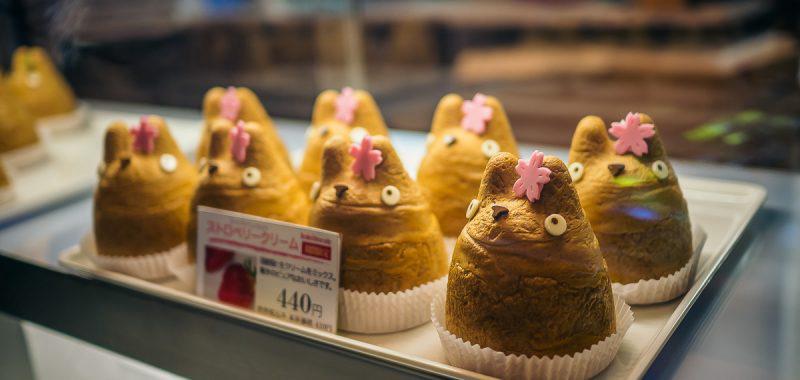 Japan Trip v2.0 - Chofu GeGeGe no Kitarō, Totoro Puff, Gotokuji Temple & Doraemon museum