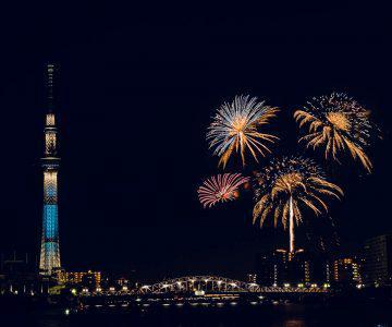 Japan Trip v3.0 - Sumida River Fireworks 2016