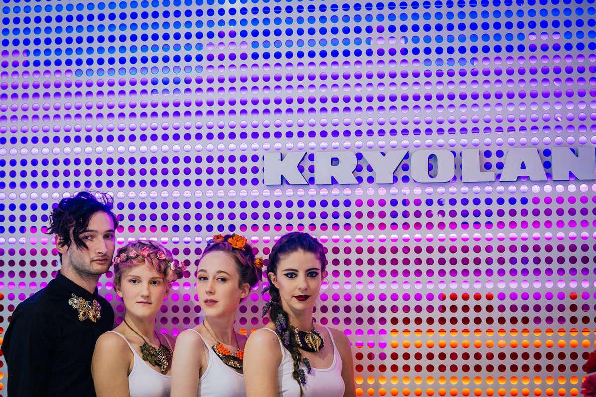 Kryolan Emporium Exclusive Make Up Workshop