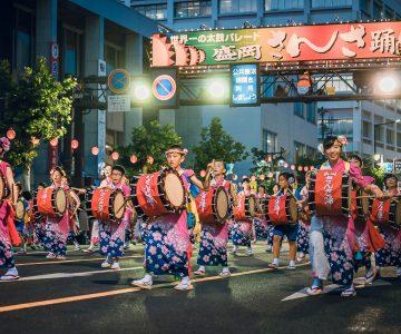 Japan Trip v3.0 - Morioka Sansa Odori Festival