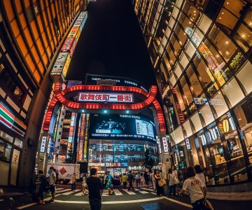 Japan Trip v3.0 - Shinjuku by Night