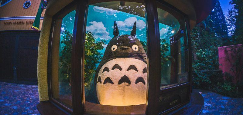 Japan Trip v3.0 - Ghibli Museum