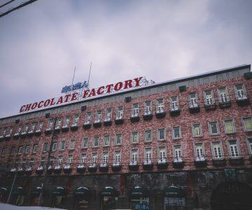 Japan Trip 4.0 - shiroi koibito chocolate factory