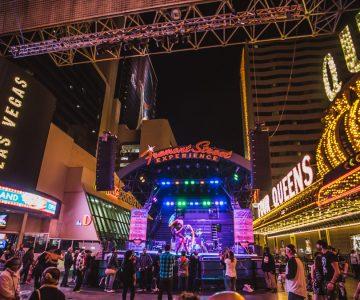 US Trip 2017 -Las Vegas 02 Fremont Street
