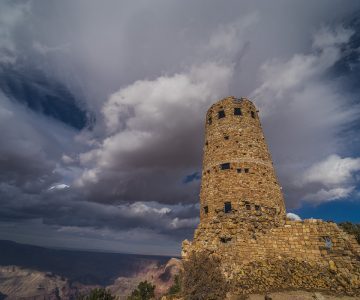 US TRIP 2017- Grand Canyon Desert View Watchtower