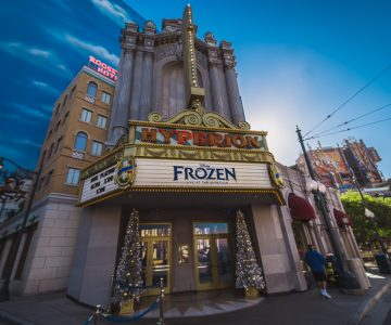 US TRIP 2017 - Disney California Adventure Park 2 - Frozen