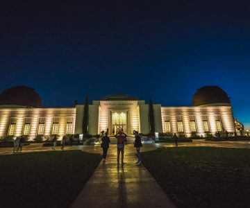 US TRIP 2107 - Beverly Hills & Griffith Observatory