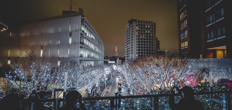 Japan Trip 5.0 - Tokyo illumination 2018 - 2019