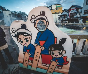 Japan Trip 5.0 - Kusatsu Onsen