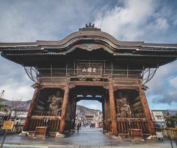 Japan Trip 5.0 - Nagano Zenkoji Temple