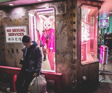 Japan Trip 5.0 - Tokyo by phone camera