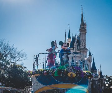 Japan Trip 5.0 - 2019 New Year Disneyland