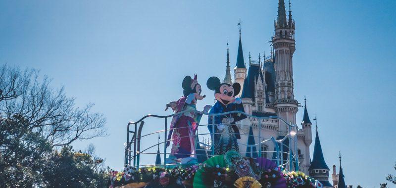 Japan Trip 5.0 - 2019 New Year Disneyland