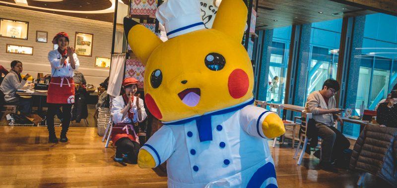 Japan Trip 5.0 - Pokémon Café Tokyo