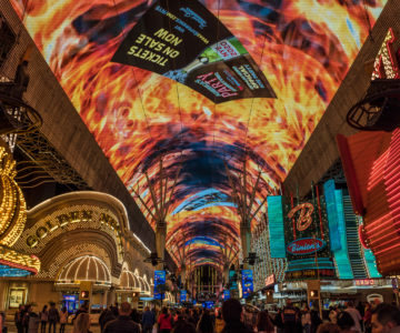 US Trip 2019 - Fremont Street   & others